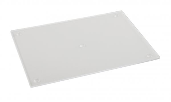 Acryl-Schneidbrett, 15 x 23 x 0,5 cm