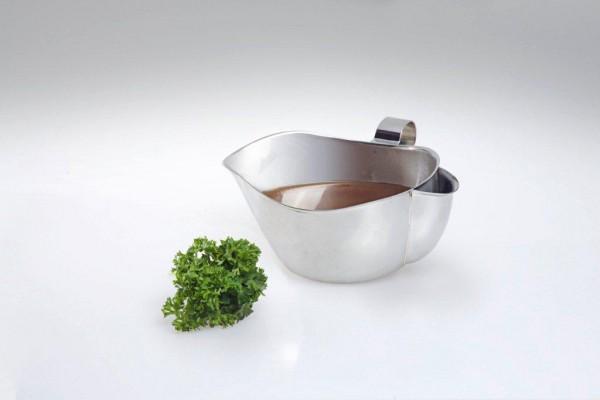 Fett-Trenn-Sauciere Edelstahl