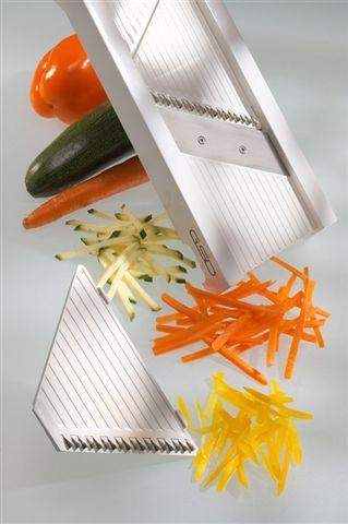 Julienne-Einsatz für Universal-Gemüsehobel