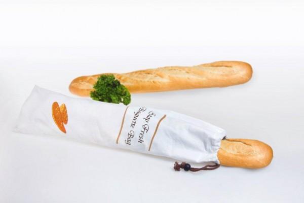 Aufbewahrungsbeutel für Baguette