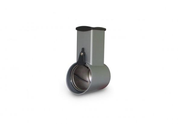 Raffelvorsatz in Metal KRV 500