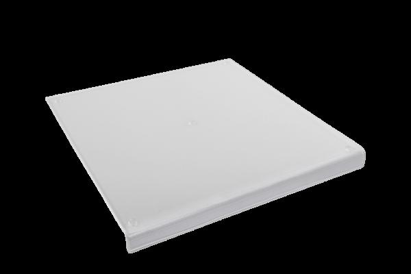 Acryl-Schneidbrett, 34,5 x 50 x 0,6 cm