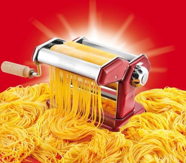 """Nudelmaschine """"IMPERIA"""" - La Rossa"""