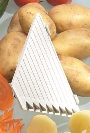 Pommes frites-Einsatz